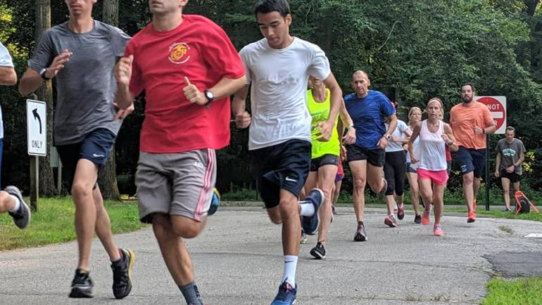 Thursday Tempo Run with Coach Paul Kartanowicz – CANCELLED