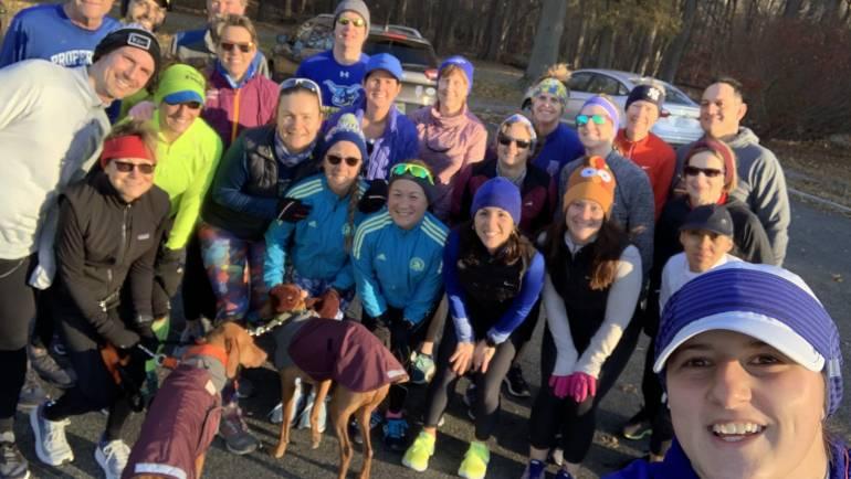 Saturday Social Run